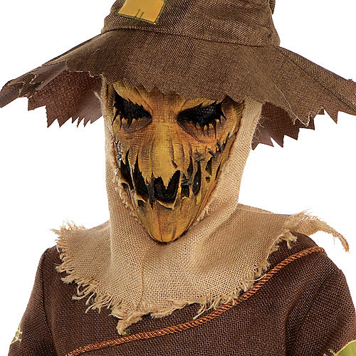 Boys Scary Scarecrow Costume Image #3