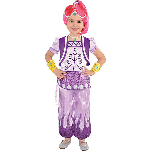 Girls Shimmer Costume - Shimmer and Shine Image #1