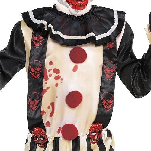 Boys Slasher Clown Costume Image #2