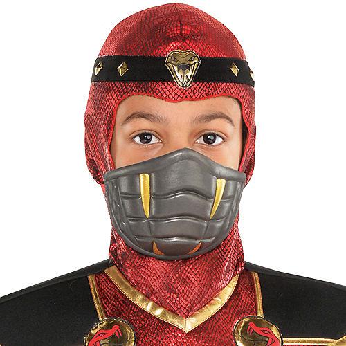 Boys Snake Venom Ninja Costume Image #2