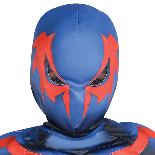 Boys Spider-Man 2099 Muscle Costume Image #3