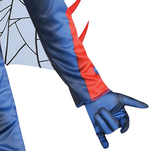 Boys Spider-Man 2099 Muscle Costume Image #4
