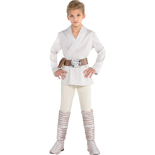 Boys Luke Skywalker Costume - Star Wars Image #1
