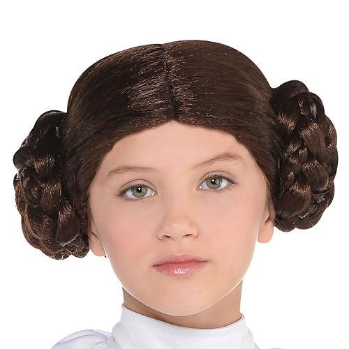 Girls Princess Leia Costume - Star Wars Image #3