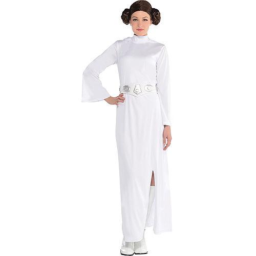 Adult Princess Leia Costume - Star Wars Image #1