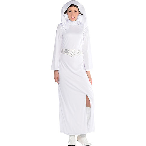 Adult Princess Leia Costume - Star Wars Image #2