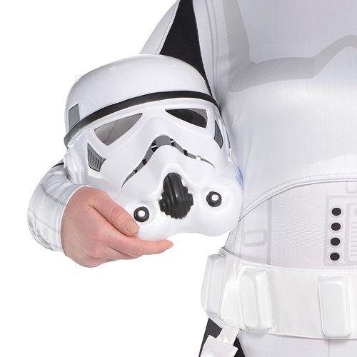 Adult Stormtrooper Costume Plus Size - Star Wars Image #2