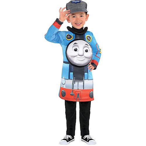 Toddler Boys Thomas the Tank Engine Costume Image #1