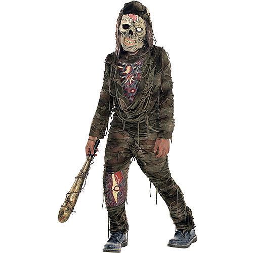 Boys Creepy Zombie Costume Image #1