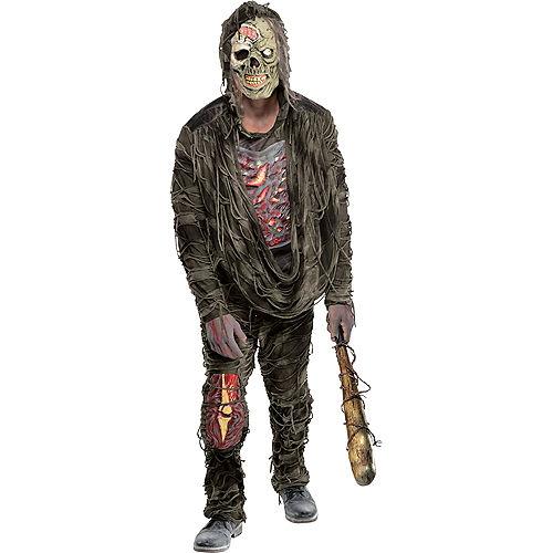 Adult Creepy Zombie Costume Image #1