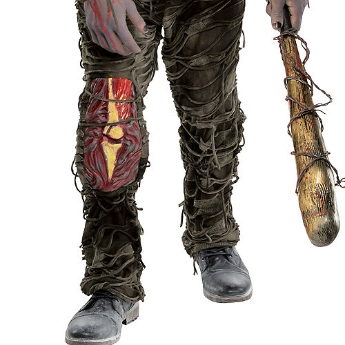 Adult Creepy Zombie Costume Image #4