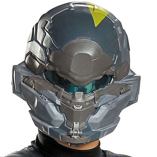 Boys Halo Spartan Locke Muscle Costume - Halo Image #2