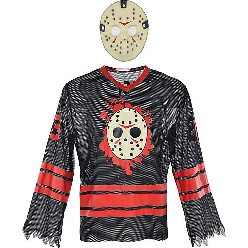 Adult Jason Voorhees Accessory Kit - Friday the 13th Image #2