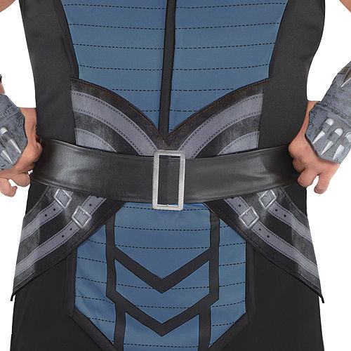 Adult Sub-Zero Costume Plus Size - Mortal Kombat Image #4