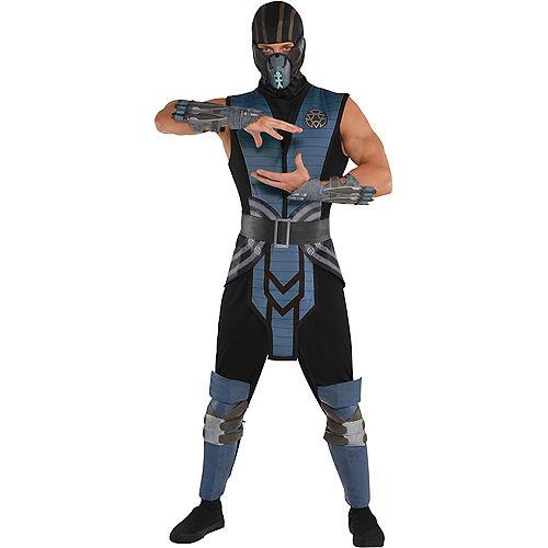 Adult Sub-Zero Costume - Mortal Kombat Image #1