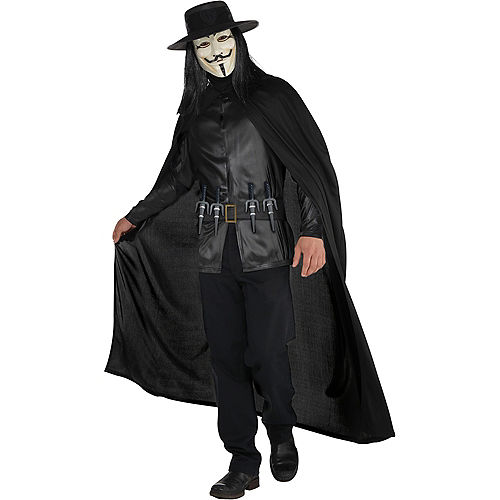 Adult V Costume - V for Vendetta Image #1