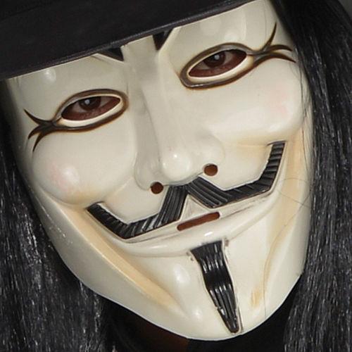 Adult V Costume - V for Vendetta Image #2