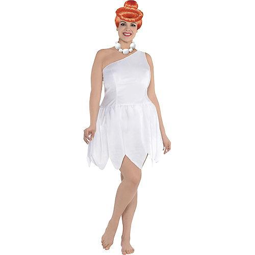 Adult Wilma Flintstone Costume Plus Size - The Flintstones Image #1