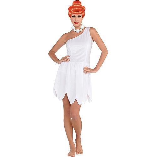 Adult Wilma Flintstone Costume - The Flintstones Image #1