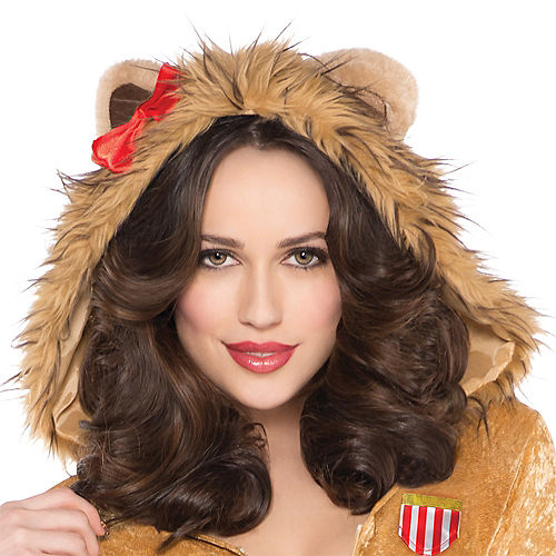 Adult Cowardly Lion Costume - The Wizard of Oz Image #2