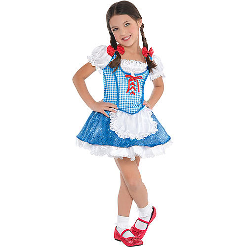 Toddler Girls Dorothy Costume - The Wizard of Oz Image #1