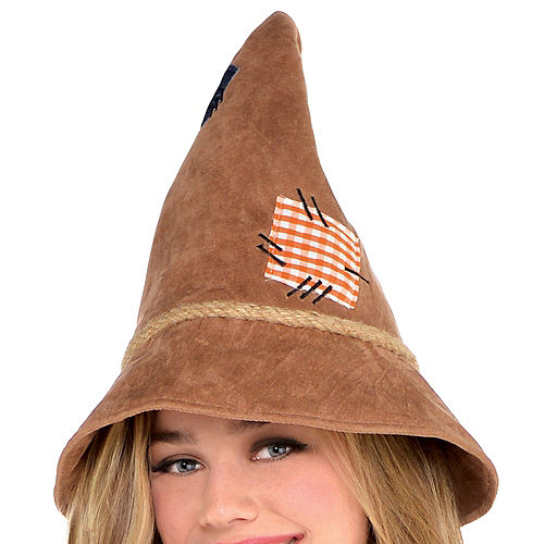 Adult Scarecrow Costume - The Wizard of Oz Image #2