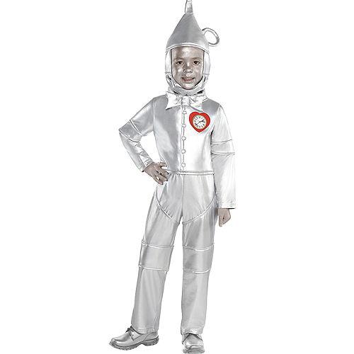 Toddler Boys Tin Man Costume - The Wizard of Oz Image #1