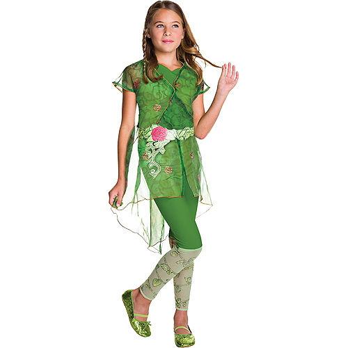 Poison Ivy Costume Girls - DC Super Hero Girls Image #1