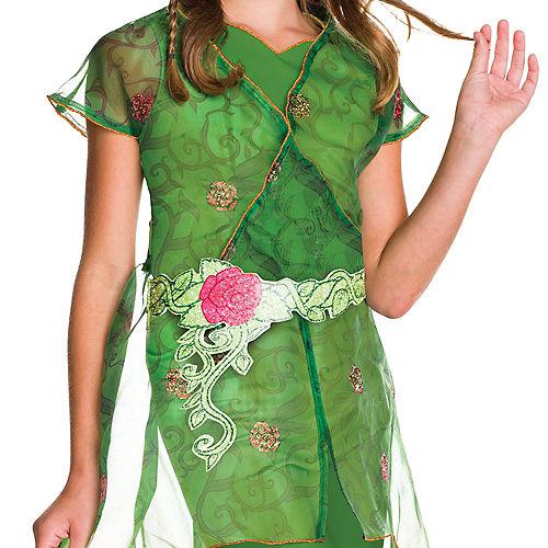 Poison Ivy Costume Girls - DC Super Hero Girls Image #2