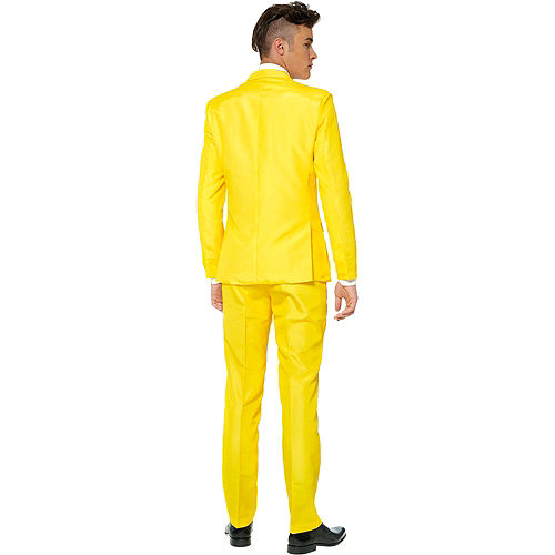 Adult Yellow Suit Image #2