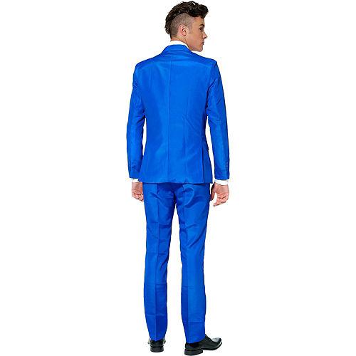 Adult Blue Suit Image #2
