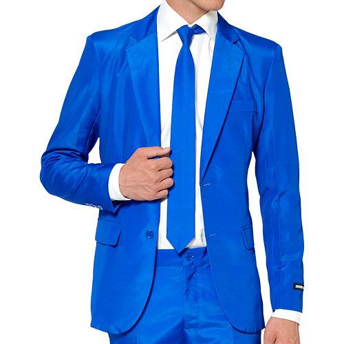 Adult Blue Suit Image #3