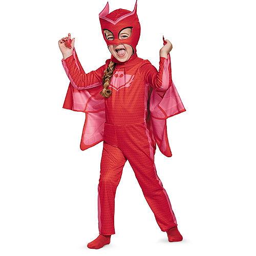 Toddler Girls Owlette Costume - PJ Masks Image #1