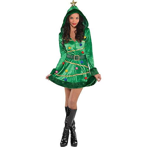 Christmas Tree Dress Image #1