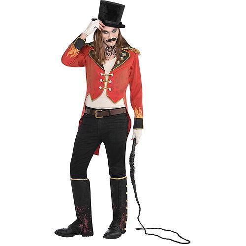 Adult Ringmaster Costume Image #1