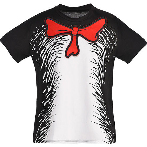 Child Cat in the Hat T-Shirt - Dr. Seuss Image #1