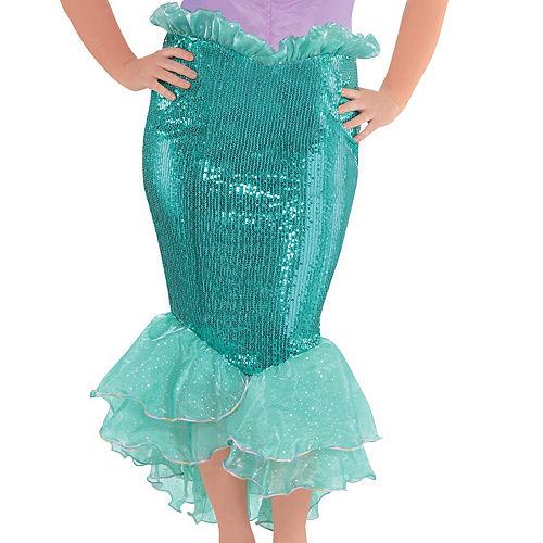 Adult Ariel Costume Plus Size - The Little Mermaid Image #3