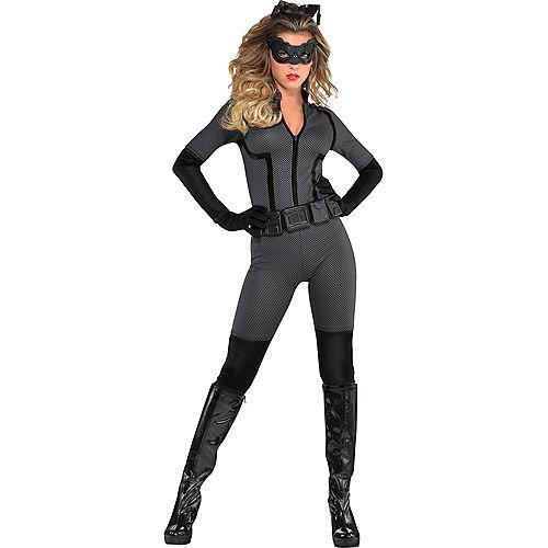 Adult Catwoman Costume - The Dark Knight Rises Batman Image #1