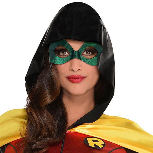 Adult Robin Jumpsuit Costume - DC Comics New 52 Image #2