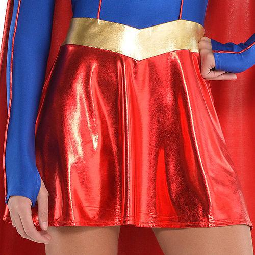 Adult Supergirl Costume - Superman Image #3