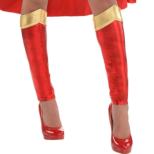 Adult Supergirl Costume - Superman Image #4