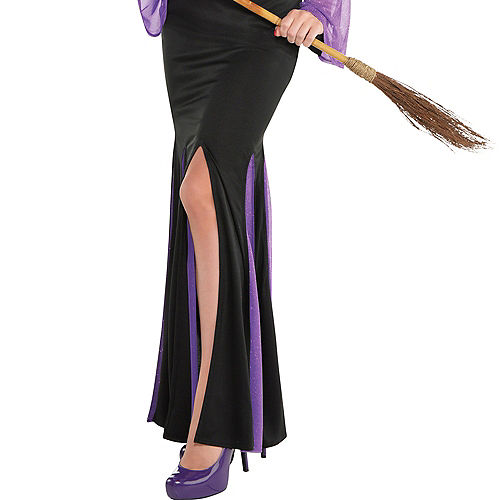 Adult Witchy Witch Costume Image #4