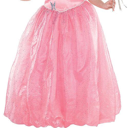 Womens Glinda Costume Plus Size - Wizard of Oz Image #4