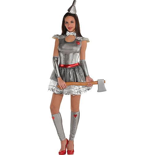 Adult Tin Man Costume - Wizard of Oz Image #1