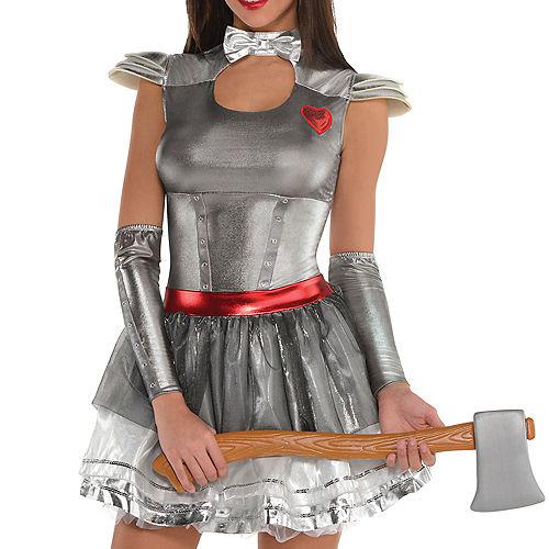 Adult Tin Man Costume - Wizard of Oz Image #3