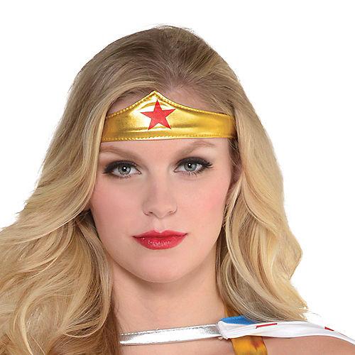 Adult Wonder Woman Bodysuit Costume Image #2