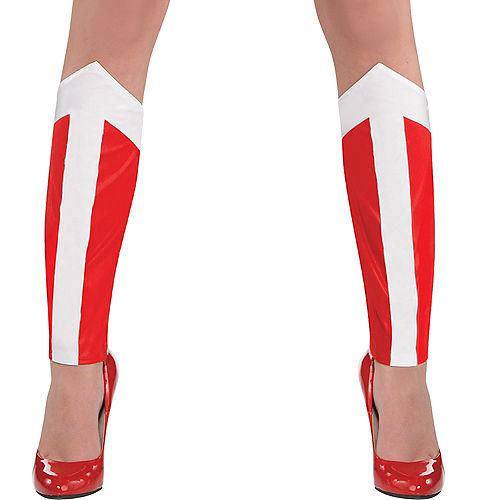 Adult Wonder Woman Bodysuit Costume Image #4