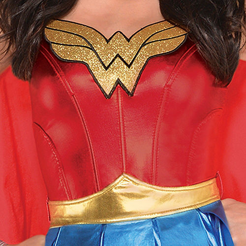 Adult Wonder Woman Costume Image #3