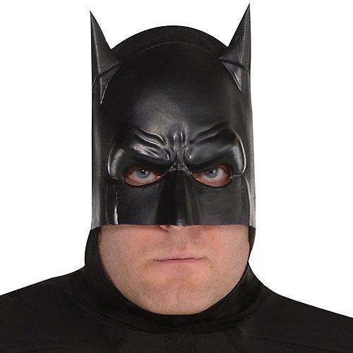 Adult Batman Muscle Costume Plus Size Image #2