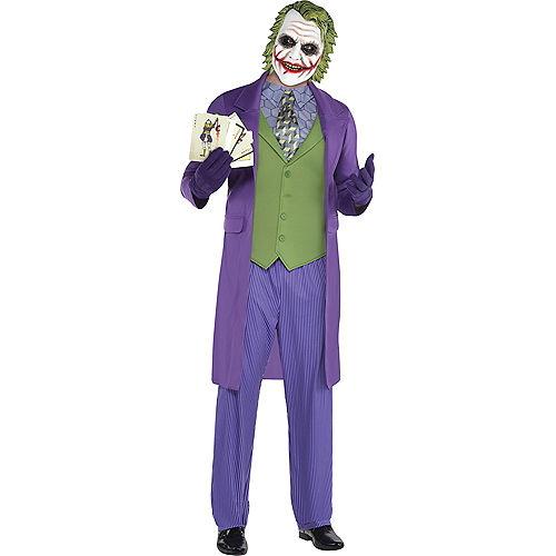 Adult Joker Costume - The Dark Knight Image #1